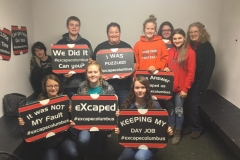 20191116 youth escape room experience